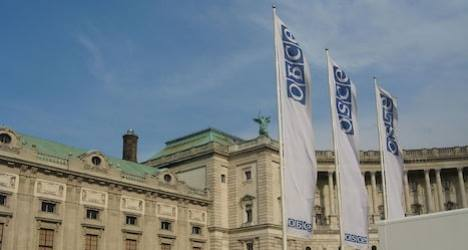 The OSCE – a key player in Ukraine