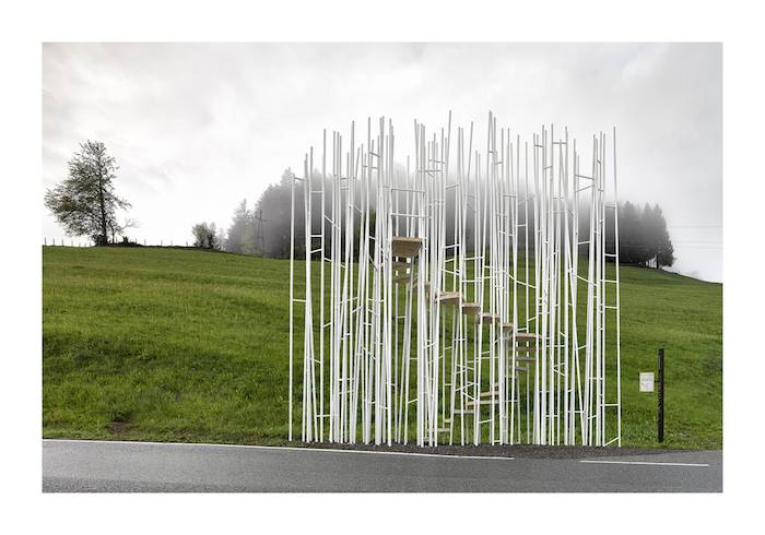BUS:STOP – Art project in Krumbach