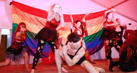 Gay Vienna gets welcome tourism boost