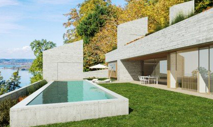 Luxury living outside of Vienna
