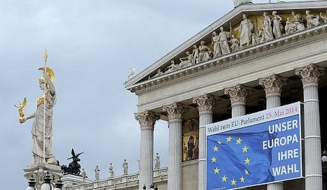 Austrians disillusioned with EU austerity