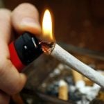 Teens in favour of legalizing cannabis