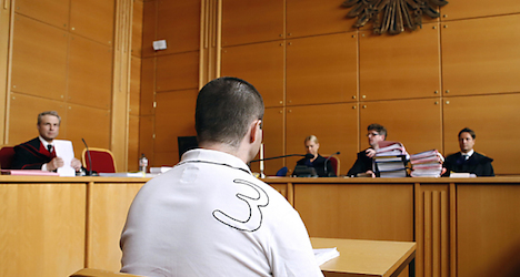 Meth man on trial for stepfather murder