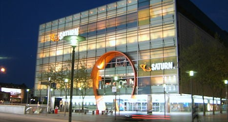 Saturn fined €1.23 million for price fixing
