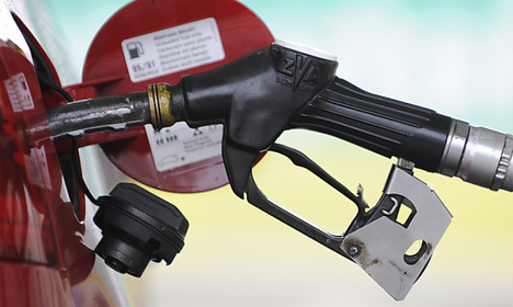 Austria has cheaper fuel than its neighbours