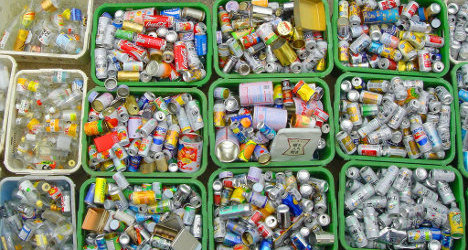 Austria is paper recycling champion