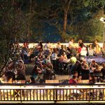 Another Donaukanal location for your public viewing experience, the Summerstage at Roßauer Lände 17 offers not one, but 15 flatscreens. So you won't miss one single second of the game.Photo: Summerstage