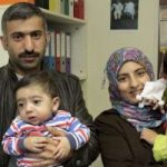 Heart operation for young Syrian refugee
