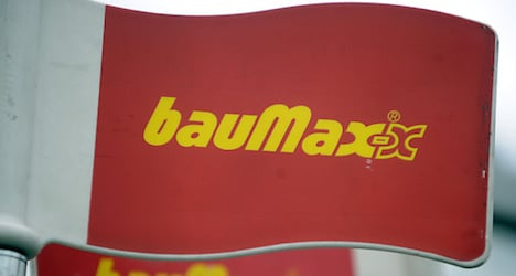 Ailing hardware chain bauMax to be sold
