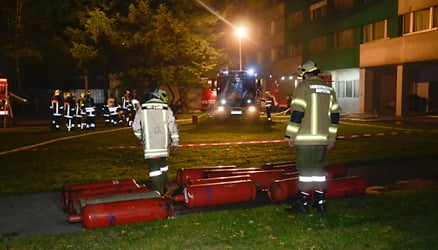 Innsbruck fire not caused by technical fault