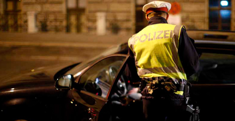 Allegations of police racism in Tyrol