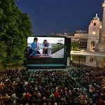 Open-Air Cinema: Kino Unter Sternen at Karlsplatz is free entry and in a glorious setting in front of Karlskirche. The programme concentrates on Austrian films, with the focus this year on documentaries. Even more fun is Volxkino, an open air cinema that sets up in parks and spaces around the city. The focus is on prize-winning films from around the world. The films for both festivals are in the original language with German or English subtitles - check out their websites for more details.Photo: Kino unter Sternen