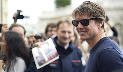 Cruise in Vienna for Mission Impossible