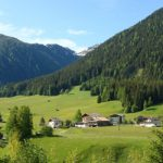 Baby born in Alps at 2,250 metres