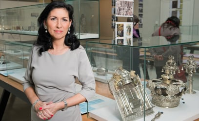 Jewish Museum: Dealing with recent history