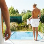 Cannabis treatments are on offer in the Therme Laa spa in Lower Austria. A hemp facial promises to work wonders for dry and very sensitive skin, and is said to have a calming effect on skin prone to redness. Other spas offer a 'legal high' with hemp tea or poppy seed milk, a hemp steam bath or a cannabis sativa oil massage. Hemp in this form is supposed to have an invigorating, energizing and mood-lifting effect on the nervous system. Kick back, and relax. Photo: Therme Laa