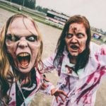 Running dead: zombies heading to Austria