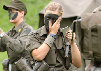 Army law change to 'enhance women's role'