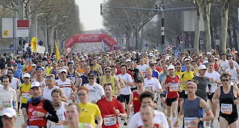 Massive turnout planned for 'Business Run'