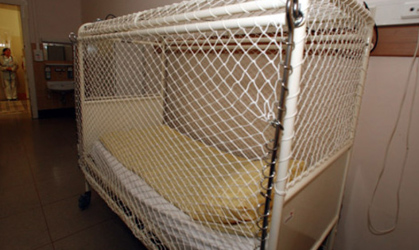 Austria bans cage beds in psychiatric hospitals