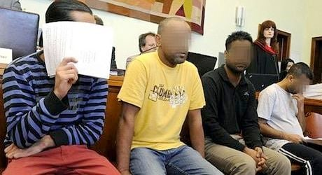 People smuggler trial continues