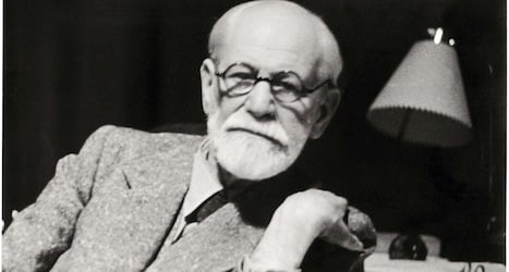 Freud's voice to be heard again in Vienna