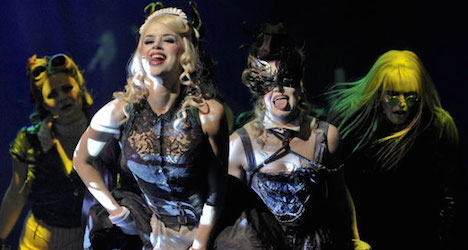 Rocky Horror to rock staid Vienna's corsets