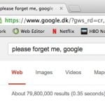 2,869 Austrians want to be forgotten by Google