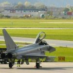 Crippled Eurofighter stays grounded in Tyrol