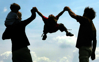 More fathers 'should care for children'
