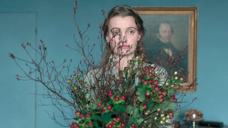 Viennale festival opens with historical drama