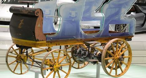 World's first Porsche discovered in a barn