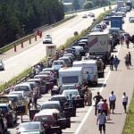 The British Government also warns that Austria has complex driving laws, especially for caravan and motor-home owners. It points out that in 2012 there were 522 road deaths in Austria - equating to 6.2 road deaths per 100,000 of the population compared to the UK average of 2.8 road deaths per 100,000 people. Penalties for driving under the influence of alcohol are severe, it says. Photo: APA