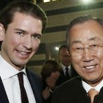 Ban Ki-moon in Vienna for major conference