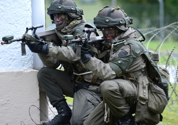 Anti-terror exercises marred by 'lack of kit'