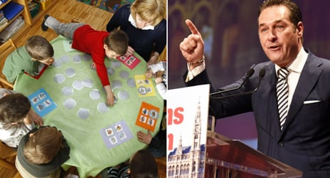 Call to counter 'radical Islam' in kindergartens