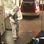 Masked thieves get away with millions