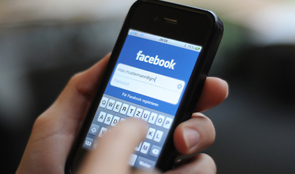 Police shut down 'Facebook party'