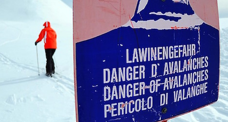 Avalanche risk warning for Tyrol at level 3