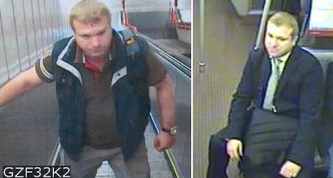Serial thief sought by police in Vienna