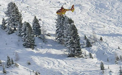 British doctor dies in skiing accident