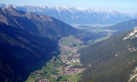 British soldier charged with child abuse in Tyrol
