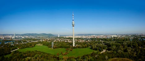 For sale: Vienna's tallest building
