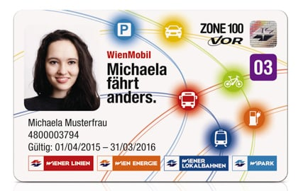 Launch of Vienna's mobility card delayed
