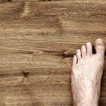 But here's something to watch out for - it is considered unlucky to enter a house with your left foot forward. A tricky one for those of us who have trouble telling their right from their left. Photo: Shutterstock