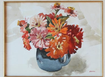 Hitler watercolour goes to auction in US