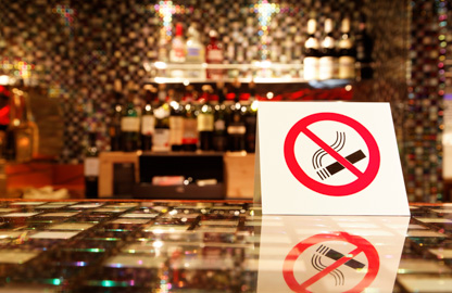 General smoking ban comes into force in 2018