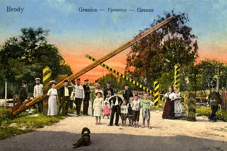 Exhibition looks at the lost land of Galicia