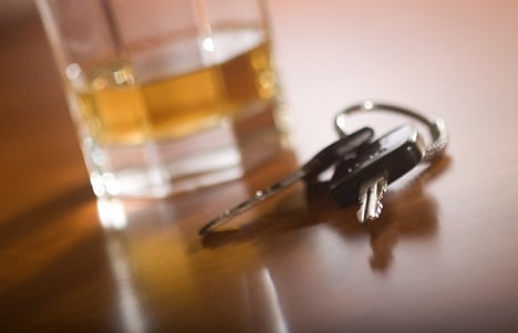 4,000 Austrians drink-drive without a licence