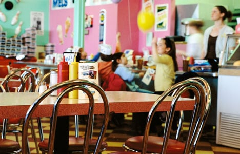 Kid-themed restaurants are few and far between. Photo: Colourbox